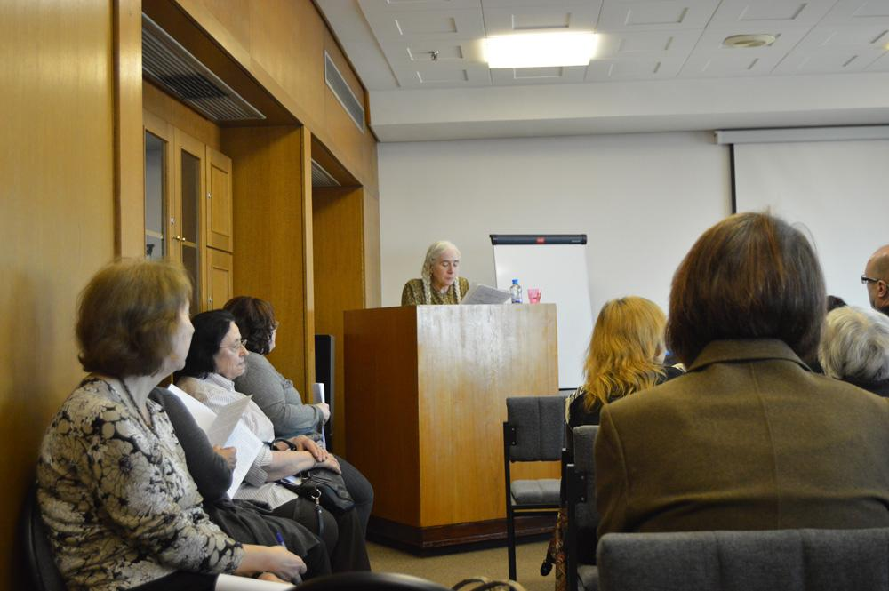 Защита диссертации М В Ясинской Институт славяноведения  Защита диссертации М В Ясинской