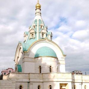 Церковь св. вмц. Екатерины