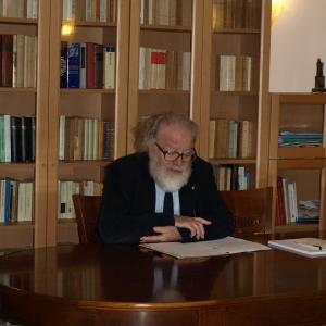 Профессор К. Ханник
