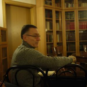 Профессор М. Гардзанити