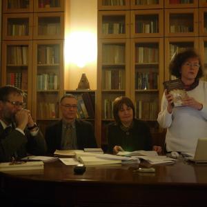 Презентация книги А. А. Турилова