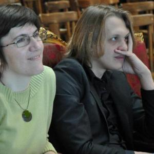Е. Мишина и И. Запольский
