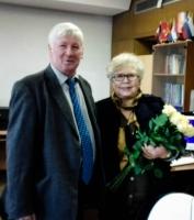 К.В. Никифоров, Елена Юрьевна Гуськова