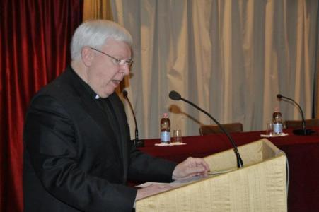 Ректор Папского Восточного Института J. McCan