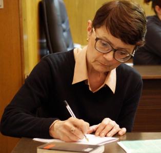 Татьяна Ивановна Чепелевская.